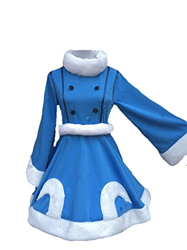 Lanrui League of legends LOL Lulu Christmas Party Kleid Dress Cosplay Kostüme Costume nach Maß