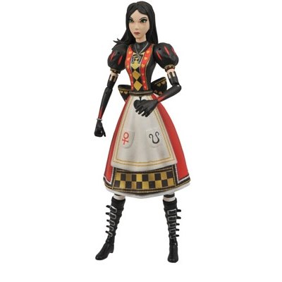 [UK-Import]Alice Madness Returns Select Action Figure Royal Guard Alice