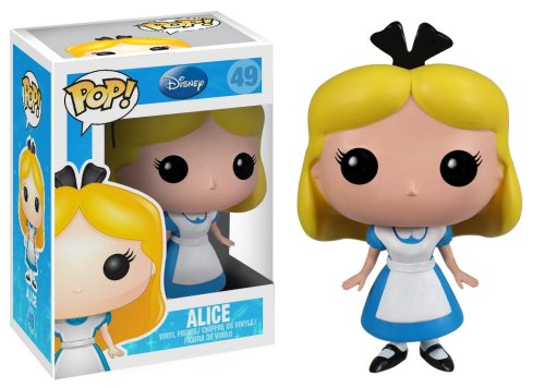 [UK-Import]Funko Disney Alice in Wonderland Pop! Vinyl Figure