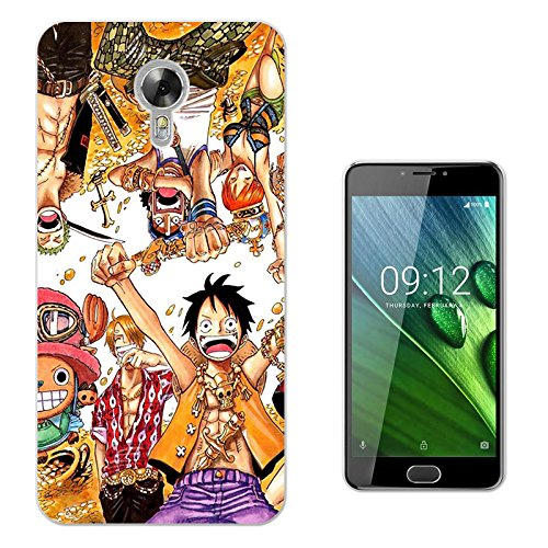 002115 – Cool Manga Art Girl Boy Design Acer Liquid Z6 Plus 5.5″ Fashion Trend Silikon Hülle Schutzhülle Schutzcase Gel Rubber Silicone Hülle