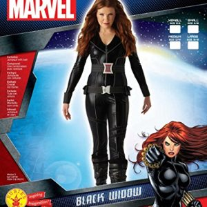 Black Widow Avengers Kostüm Damen Gr. L