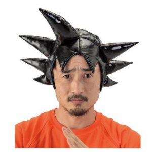 Costume-Wig-Cosplay-Dragon-Ball-Son-Goku-Wig-Japan-japan-import-0