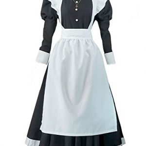 [CUSTOM-MADE] BLACK LAGOON Roberta Maid Kostuem Damen