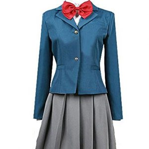 Made-in-Japan-Parasyte-Satomi-Murano-Girls-Uniform-Damen-0