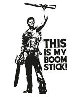 This-is-my-Boomstick-Girls-T-Shirt-0-0