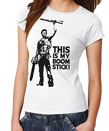 — This is my Boomstick — Girls T-Shirt