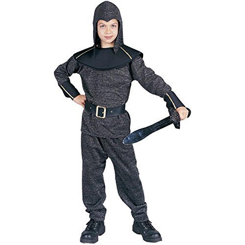 Child's Silver King Arthur Halloween Costume (Size: Small 4-6) by RG Costumes
