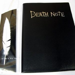 Death Note – Notebook