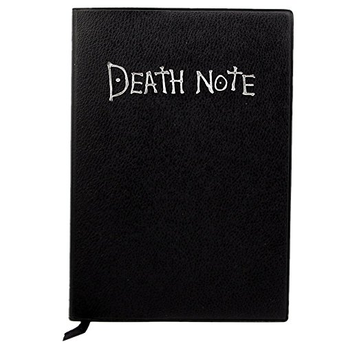 TOOGOO(R) Fashion Anime Thema Death Note Cosplay Notizbuch Neu Schule Grosses Schreiben Journal 20.5cm * 14.5cm