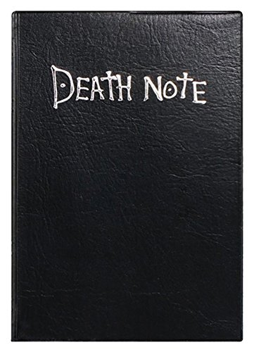 death note notizbuch cosplay24. Black Bedroom Furniture Sets. Home Design Ideas